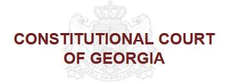 Georgian Constitutional Court